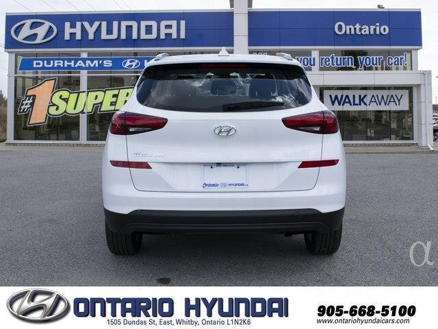 2019 Hyundai Tucson Preferred (Stk: 976783) in Whitby - Image 16 of 19