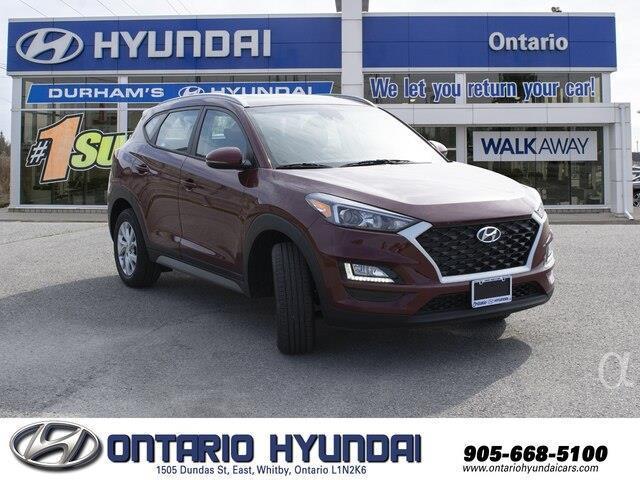2019 Hyundai Tucson Preferred (Stk: 977408) in Whitby - Image 8 of 19