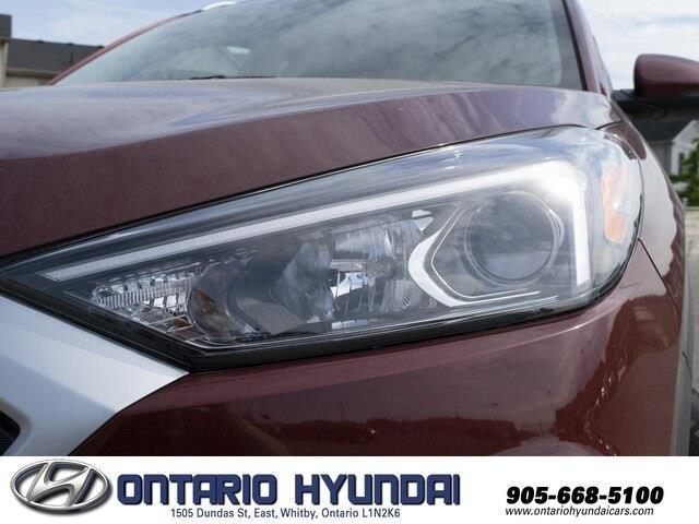 2019 Hyundai Tucson Preferred (Stk: 977408) in Whitby - Image 18 of 19