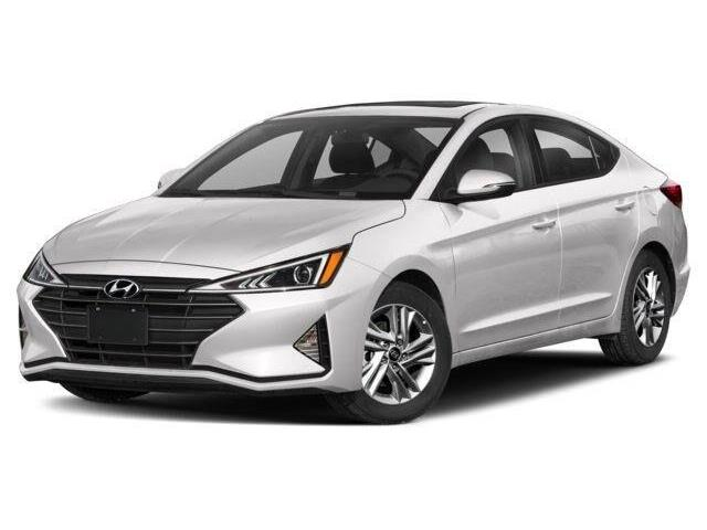 2019 Hyundai Elantra Preferred (Stk: 749901) in Whitby - Image 1 of 9