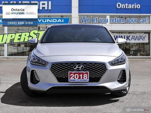2018 Hyundai Elantra GT  (Stk: 44049K) in Whitby - Image 2 of 27