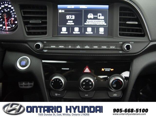 2019 Hyundai Elantra Sport (Stk: 824434) in Whitby - Image 2 of 19
