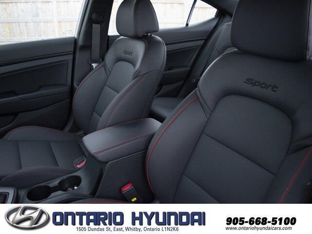 2019 Hyundai Elantra Sport (Stk: 824434) in Whitby - Image 4 of 19