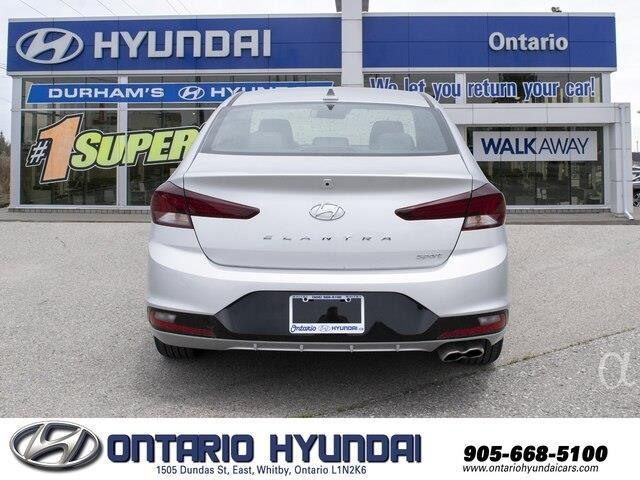 2019 Hyundai Elantra Sport (Stk: 824434) in Whitby - Image 16 of 19