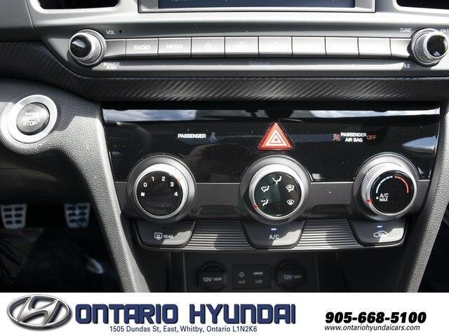 2019 Hyundai Elantra Sport (Stk: 858972) in Whitby - Image 11 of 21