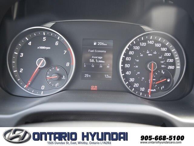 2019 Hyundai Elantra Sport (Stk: 858972) in Whitby - Image 12 of 21