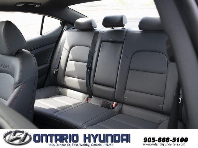 2019 Hyundai Elantra Sport (Stk: 858972) in Whitby - Image 14 of 21