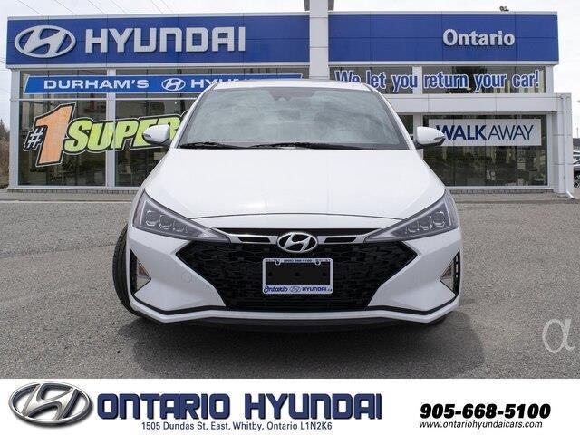 2019 Hyundai Elantra Sport (Stk: 858972) in Whitby - Image 16 of 21