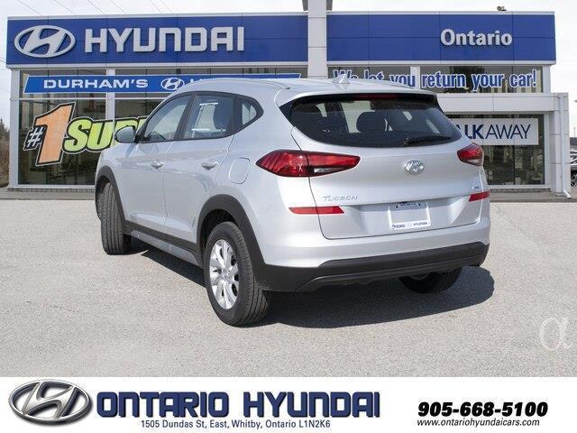 2019 Hyundai Tucson Preferred (Stk: 999912) in Whitby - Image 6 of 19
