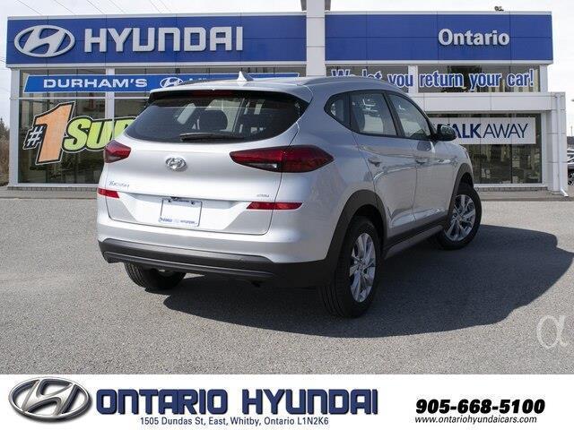 2019 Hyundai Tucson Preferred (Stk: 999912) in Whitby - Image 7 of 19