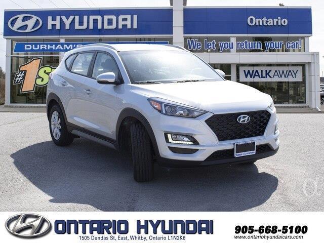 2019 Hyundai Tucson Preferred (Stk: 999912) in Whitby - Image 8 of 19