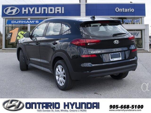 2019 Hyundai Tucson Preferred (Stk: 000090) in Whitby - Image 6 of 19