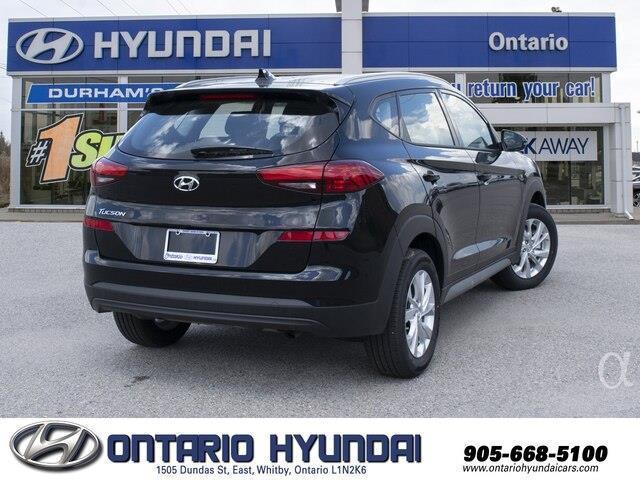 2019 Hyundai Tucson Preferred (Stk: 000090) in Whitby - Image 7 of 19