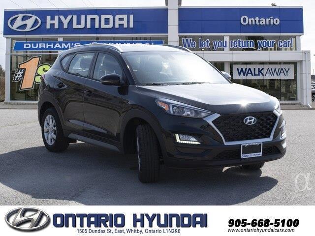 2019 Hyundai Tucson Preferred (Stk: 000090) in Whitby - Image 8 of 19
