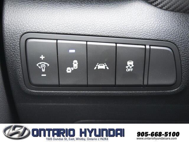 2019 Hyundai Tucson Preferred (Stk: 000090) in Whitby - Image 9 of 19
