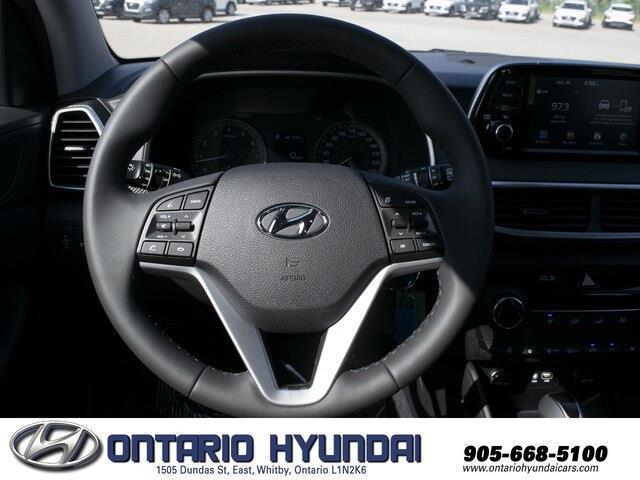 2019 Hyundai Tucson Preferred (Stk: 000090) in Whitby - Image 10 of 19