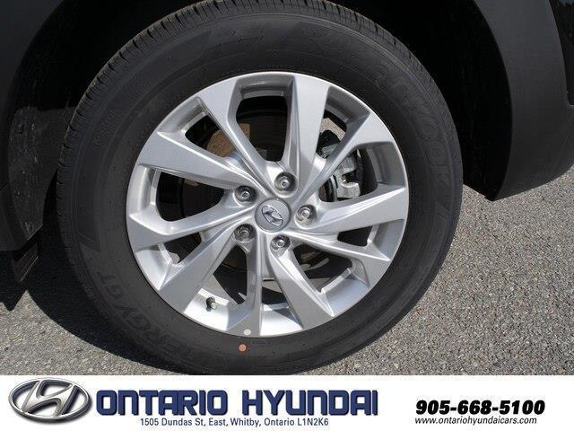 2019 Hyundai Tucson Preferred (Stk: 000090) in Whitby - Image 12 of 19