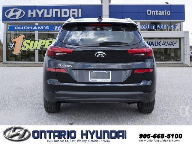 2019 Hyundai Tucson Preferred (Stk: 000090) in Whitby - Image 16 of 19