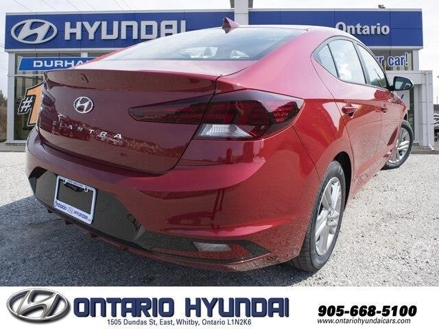 2020 Hyundai Elantra Preferred (Stk: 900316) in Whitby - Image 7 of 20