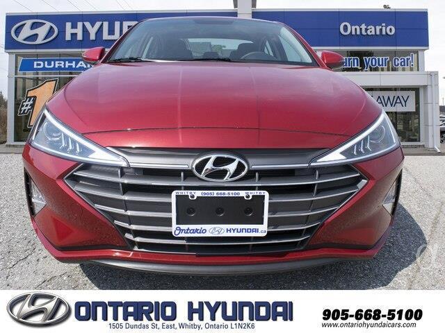 2020 Hyundai Elantra Preferred (Stk: 900316) in Whitby - Image 10 of 20