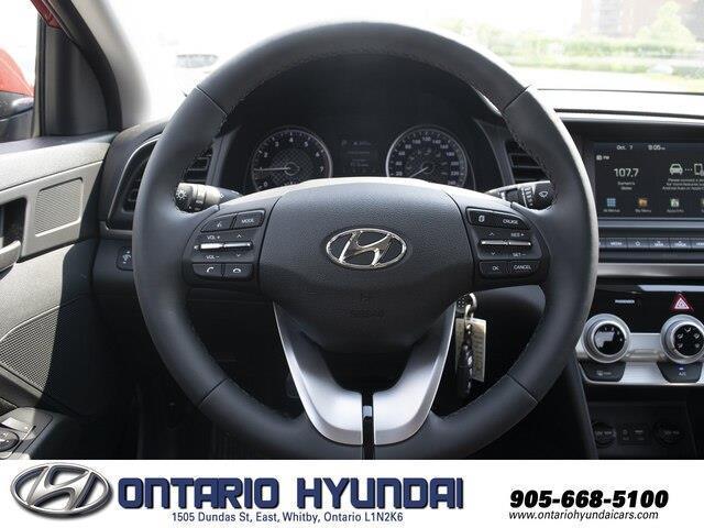 2020 Hyundai Elantra Preferred (Stk: 900316) in Whitby - Image 11 of 20