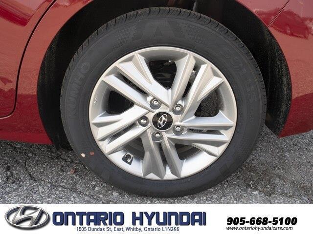 2020 Hyundai Elantra Preferred (Stk: 900316) in Whitby - Image 12 of 20