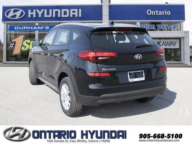 2019 Hyundai Tucson Preferred (Stk: 004762) in Whitby - Image 6 of 19