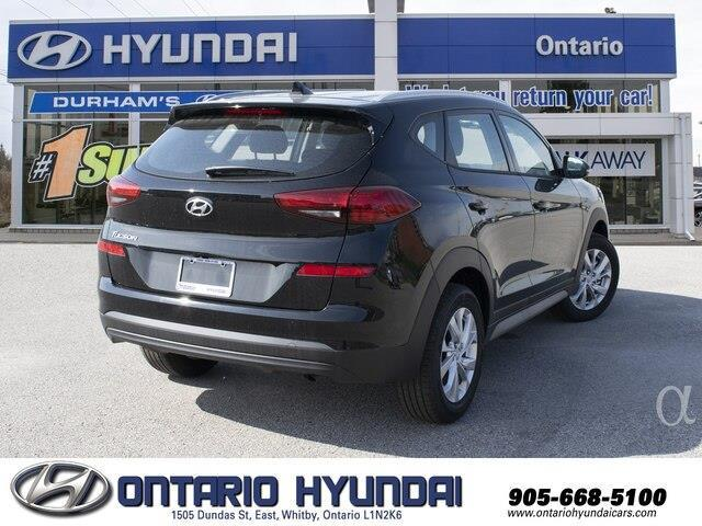 2019 Hyundai Tucson Preferred (Stk: 004762) in Whitby - Image 7 of 19