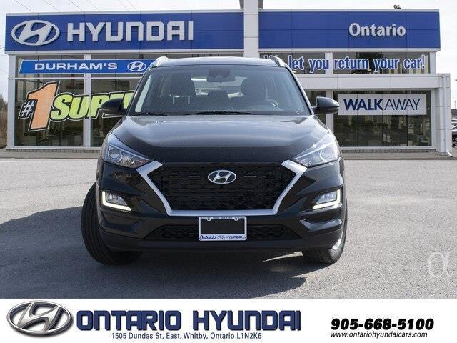 2019 Hyundai Tucson Preferred (Stk: 004762) in Whitby - Image 15 of 19