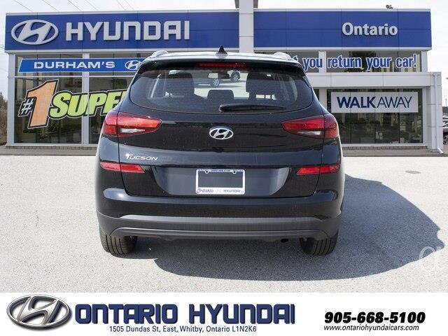 2019 Hyundai Tucson Preferred (Stk: 004762) in Whitby - Image 16 of 19