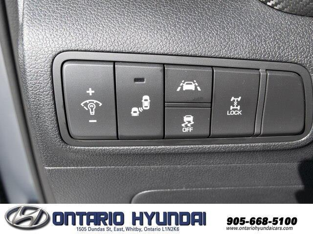 2019 Hyundai Tucson Preferred (Stk: 996291) in Whitby - Image 9 of 19