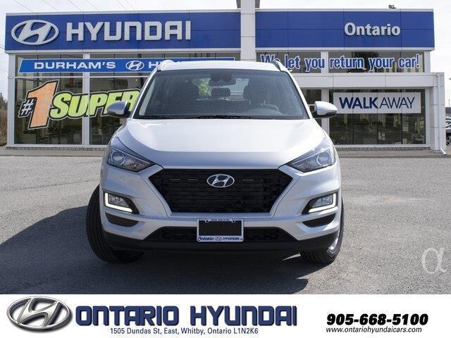 2019 Hyundai Tucson Preferred (Stk: 996291) in Whitby - Image 15 of 19