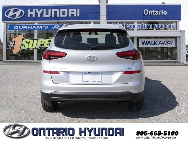 2019 Hyundai Tucson Preferred (Stk: 996291) in Whitby - Image 16 of 19