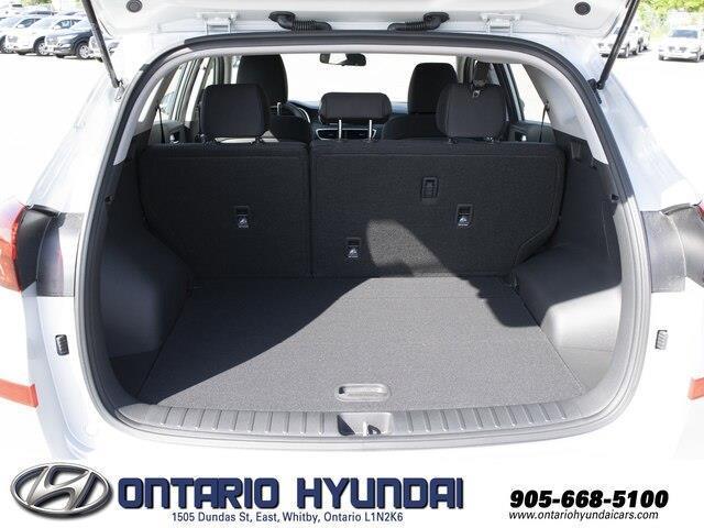 2019 Hyundai Tucson Preferred (Stk: 996291) in Whitby - Image 17 of 19