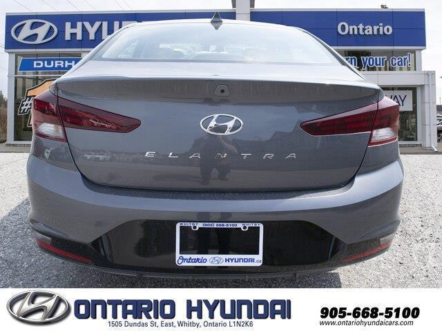 2020 Hyundai Elantra Preferred (Stk: 903039) in Whitby - Image 9 of 20