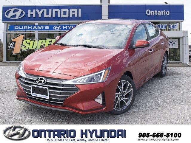 2020 Hyundai Elantra Luxury (Stk: 906272) in Whitby - Image 1 of 21