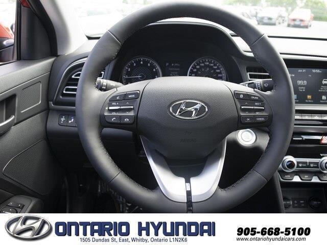 2020 Hyundai Elantra Luxury (Stk: 905177) in Whitby - Image 9 of 21