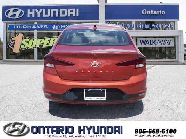 2020 Hyundai Elantra Luxury (Stk: 905177) in Whitby - Image 17 of 21