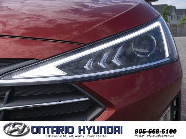 2020 Hyundai Elantra Luxury (Stk: 905177) in Whitby - Image 19 of 21