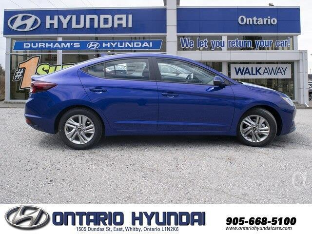 2020 Hyundai Elantra Preferred (Stk: 911030) in Whitby - Image 11 of 20