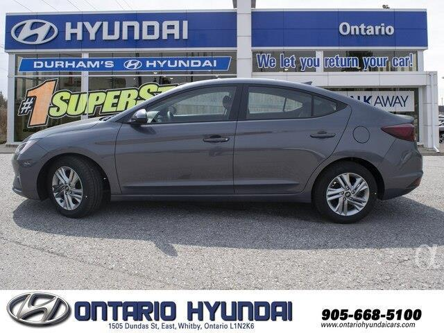 2020 Hyundai Elantra Preferred (Stk: 897918) in Whitby - Image 7 of 20
