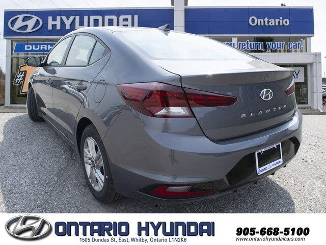 2020 Hyundai Elantra Preferred (Stk: 897918) in Whitby - Image 8 of 20