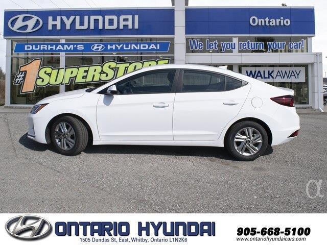 2020 Hyundai Elantra Preferred (Stk: 914748) in Whitby - Image 7 of 20