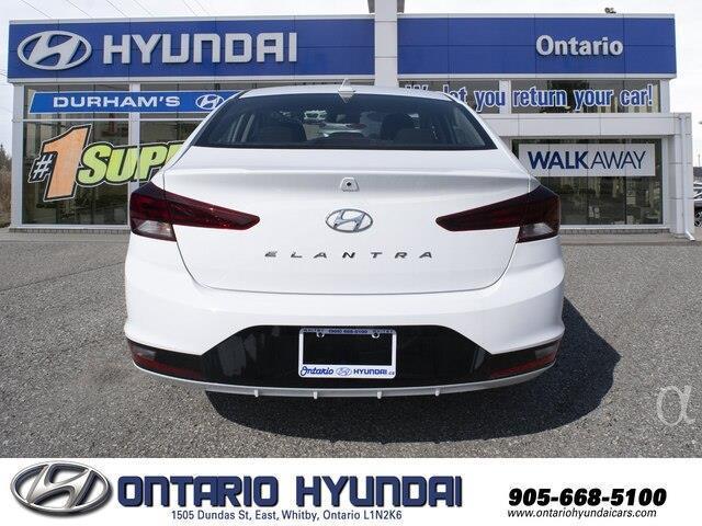 2020 Hyundai Elantra Preferred (Stk: 914748) in Whitby - Image 9 of 20