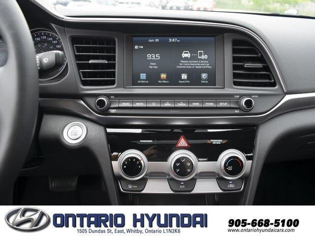 2020 Hyundai Elantra Preferred (Stk: 904892) in Whitby - Image 2 of 21