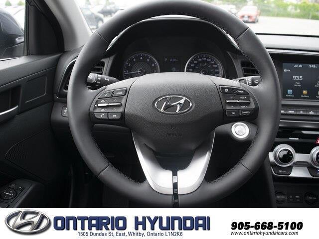 2020 Hyundai Elantra Preferred (Stk: 904892) in Whitby - Image 9 of 21