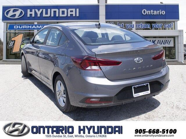 2020 Hyundai Elantra Preferred (Stk: 904925) in Whitby - Image 6 of 21