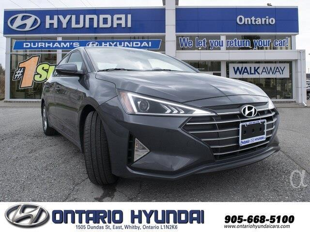 2020 Hyundai Elantra Preferred (Stk: 904925) in Whitby - Image 8 of 21