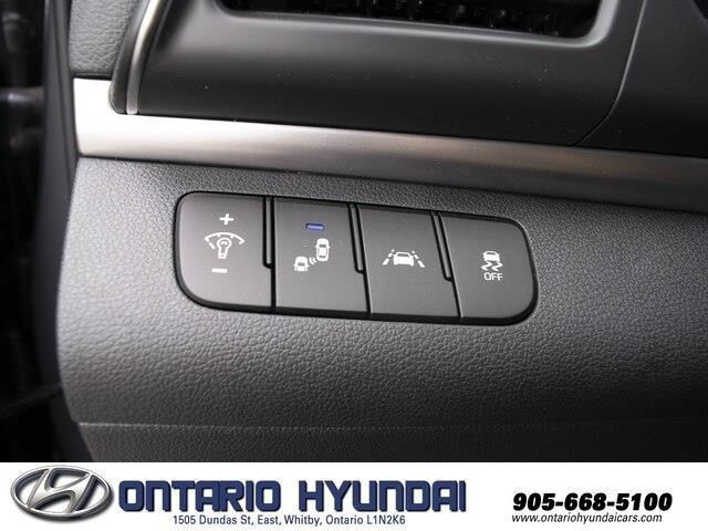 2020 Hyundai Elantra Preferred (Stk: 904925) in Whitby - Image 10 of 21