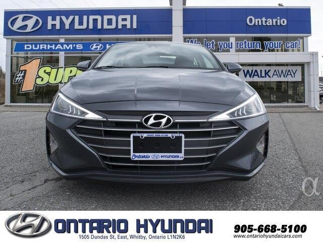 2020 Hyundai Elantra Preferred (Stk: 904925) in Whitby - Image 15 of 21